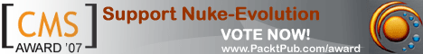 Vote for Nuke Evolution!